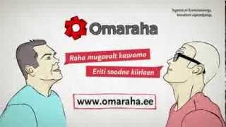 Omaraha.ee - inimlikud laenud inimeselt inimesele(Selle asemel et kulutada aega ja närve pankades ning laenukontorites, saad raha toolilt tõusmata mõne minutiga. Omaraha ei ole SMS-laen, pigem kiirlaen või ..., 2013-09-13T07:27:29.000Z)