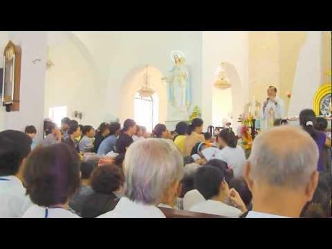 Thánh Lễ Kính Lòng Thương Xót Chúa của Cha Long trưa 1.9.2011- NT Chí Hòa ( p1 )