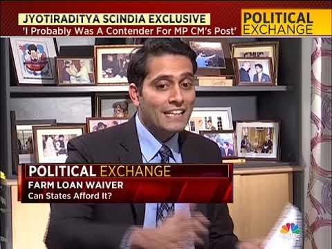 Political Exchange: Jyotiraditya Scindia Exclusive (Part 2)