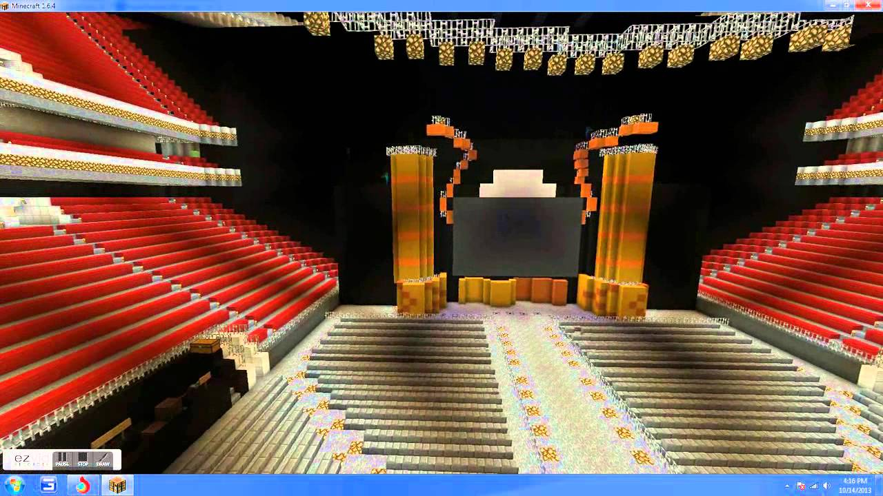 wwe royal rumble 2012 stage minecraft youtube