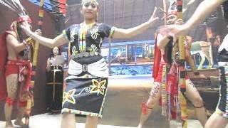 Malaysian traditional dance and song -JATA Tourism EXPO Japan(ツーリズムEXPOジャパン2014)-