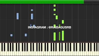 Download CELENGAN RINDU - FIERSA BESARI Piano Tutorial