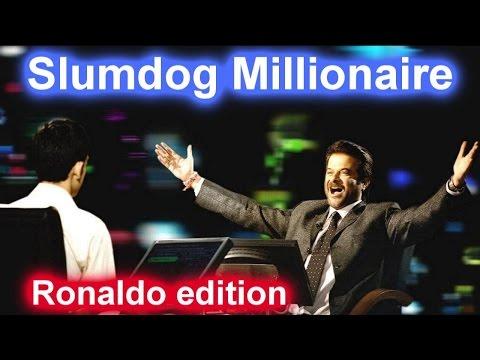 Ronaldo ☼ Slumdog Millionaire Trailer [HD] (WWTBAM) Who Wants to be a Millionaire