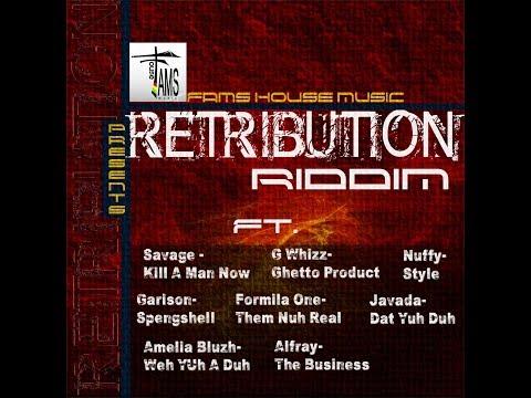Retribution Riddim Mix -  Dj calico