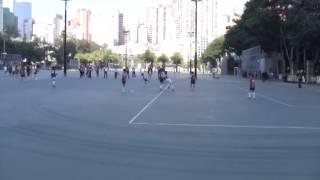 2014 - 2015年度港島西區小學校際足球比賽 四強 聖