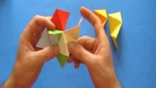tetraedro estrellado
