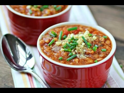 Red Lentil Chili | Forks Over Knives