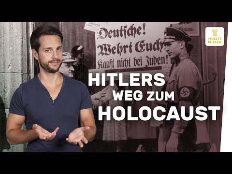 Hitlers Politik gegen die Juden in Deutschland | Nationalsozialismus | Geschichte