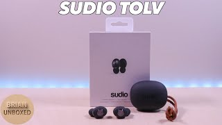 Sudio Tolv Earbuds - Full Review (Music & Mic Samples)