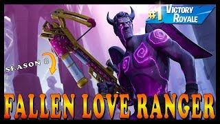 FORTNITE FALLEN LOVE RANGER SKIN BUNDLE! NEW OVERTIME CHALLENGES COUNTDOWN! // Playing With SUBS