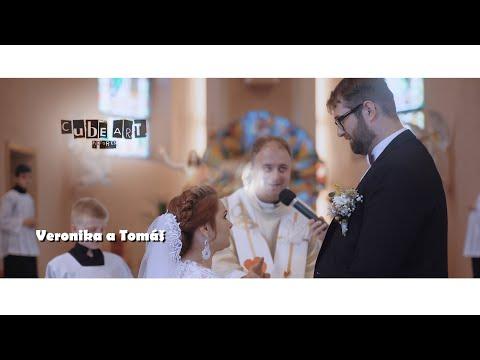 Veronika A Tomáš - Svadba