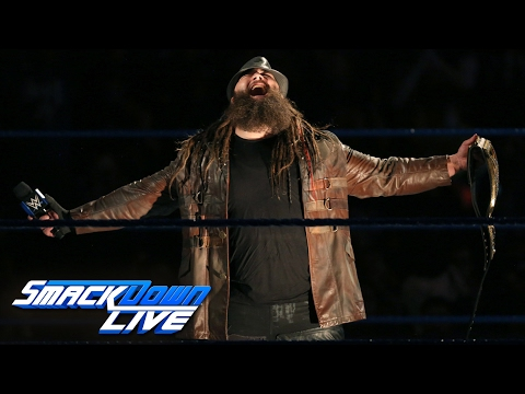 Bray Wyatt returns from Elimination Chamber as the WWE Champion: SmackDown LIVE, Feb. 14, 2017