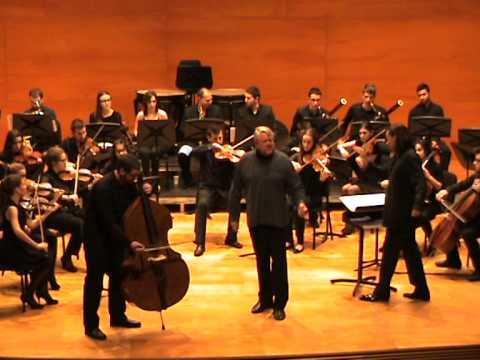 Mozart Arias for Bass