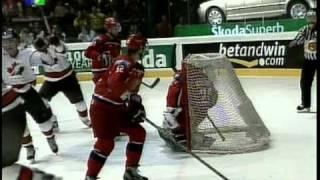 IIHF 2005 Semininal Russia - Canada