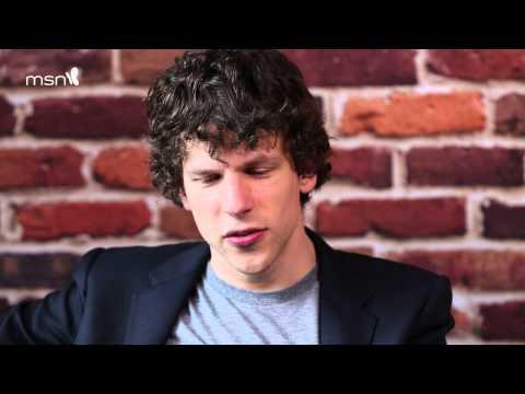 MSN Meets Jesse Eisenberg & Isla Fisher