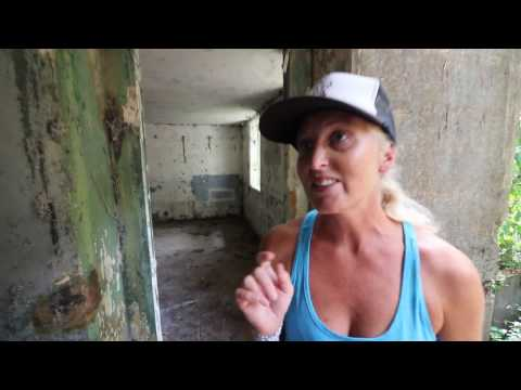 Creepy Relics of the Panama Canal - Adventure 13 (Sailing Around the World)