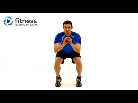 30 Minute Ski Conditioning Workout Fitness Blender Strength and Cardio Training