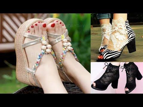 elegant-collection-of-footwears||beautiful-designs-of-footwears-every-women-must-have||#sbleo