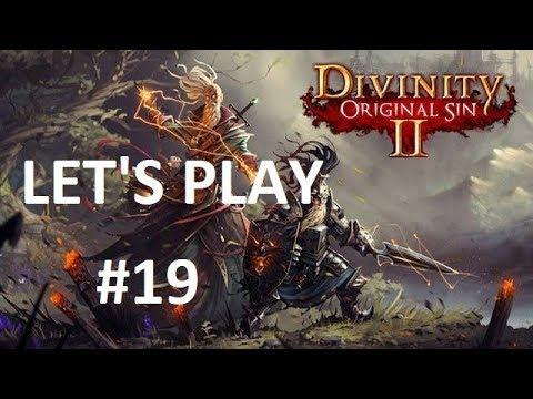 [FR] Divinity Original Sin 2 - Let's Play - Episode 19 - Taverne  -