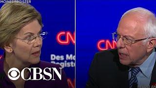 Key issues discussed in Iowa Democratic debate