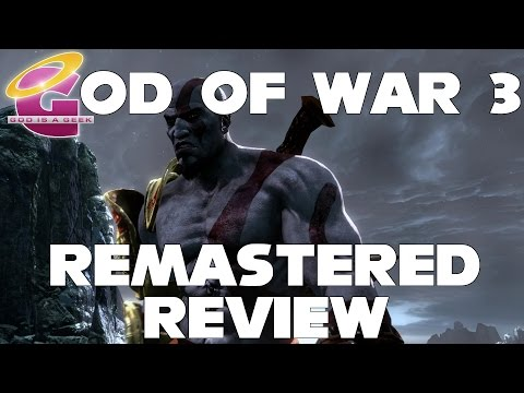 God of War 3 Remastered Review
