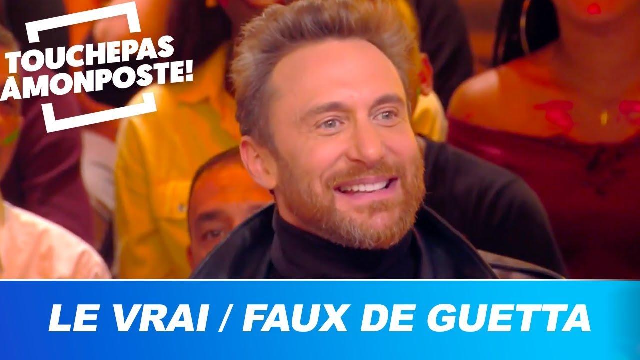Le vrai / faux de David Guetta