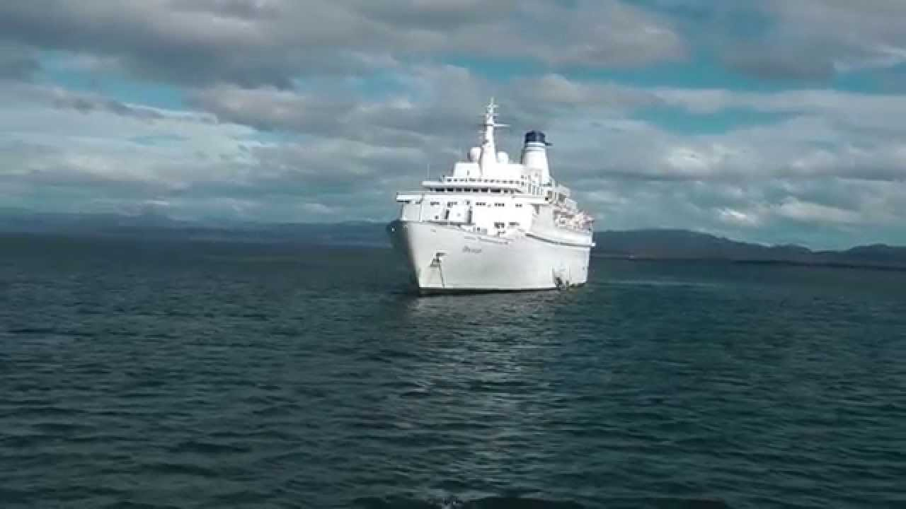 Farewell To MV Discovery YouTube - Discovery sun cruise ship