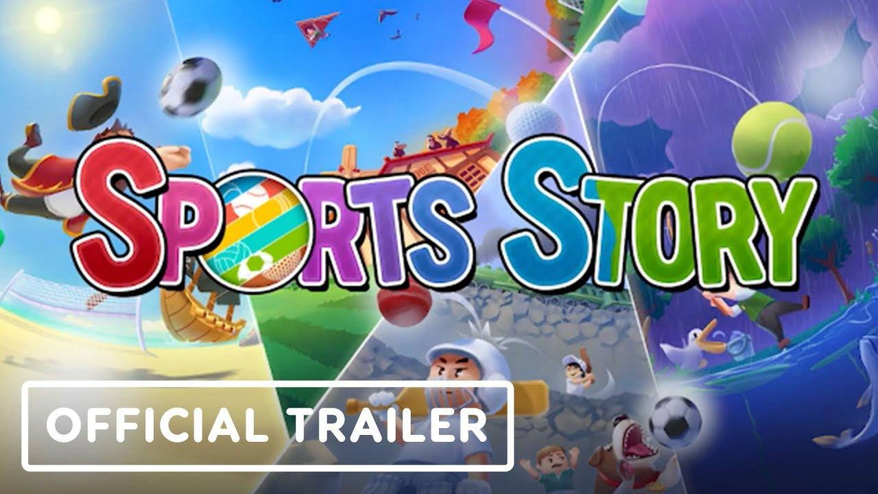 Sports Story - Bande annonce officielle + vidéo