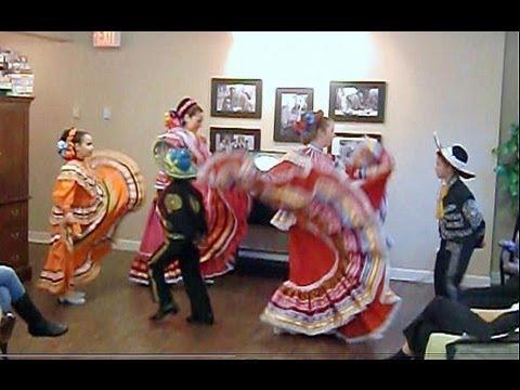 The Mexican Hat Dance!!! (Children's version)
