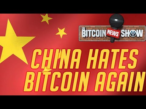 The Bitcoin News Show #87 - SEC Decision Review, China Hates Bitcoin Again, Crypto Defense