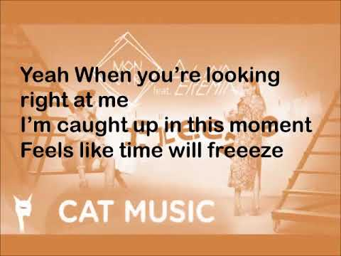Monoir feat. Alina Eremia - Freeze (Official Lyrics)