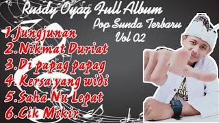 RUSDY OYAG FULL ALBUM COVER POP SUNDA TERBARU VOL 02