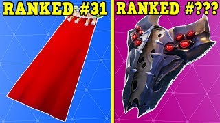 RANKING EVERY SEASON 6 BACKBLING FROM WORST TO BEST! (You Won't Agree!) | Fortnite Battle Royale!