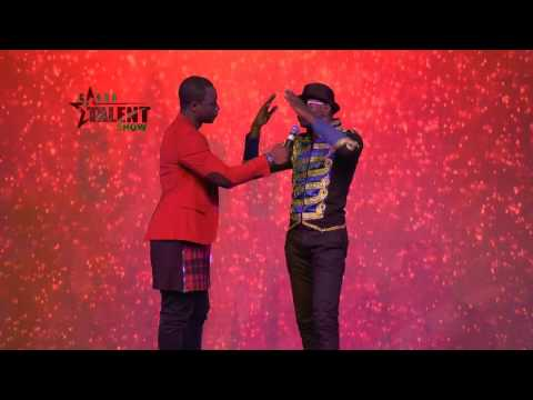 Émission Gabon Talent Show PRIME 5