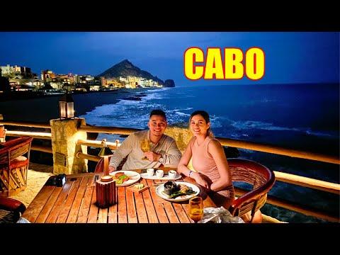 BEST Restaurants In CABO San Lucas | El Farallon @ The Waldorf Astoria