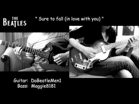 Beatles - Sure To Fall (in love with you) - cover and lesson