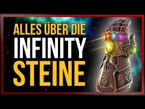 infinity steine farben