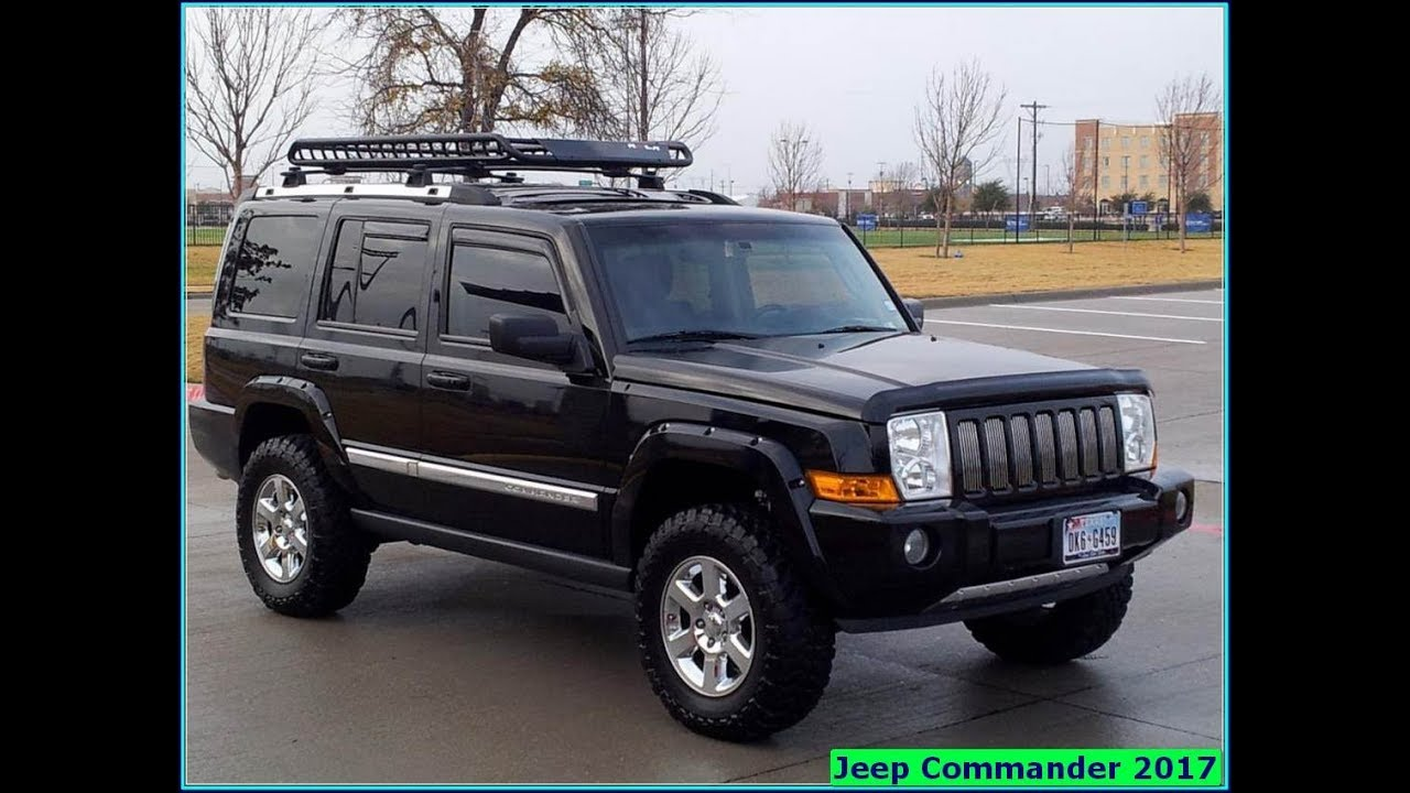 jeep commander 2017 release date youtube. Black Bedroom Furniture Sets. Home Design Ideas