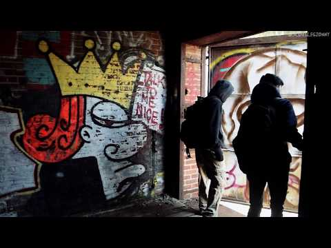 SCOUT NYC EP3: SMOKE BOMB IN ABANDONED WAREHOUSE