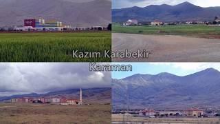Kazım Karabekir İlçesi Belgeseli Fotoğraf Slaytı Karaman Ypm Resul Civcik 2018