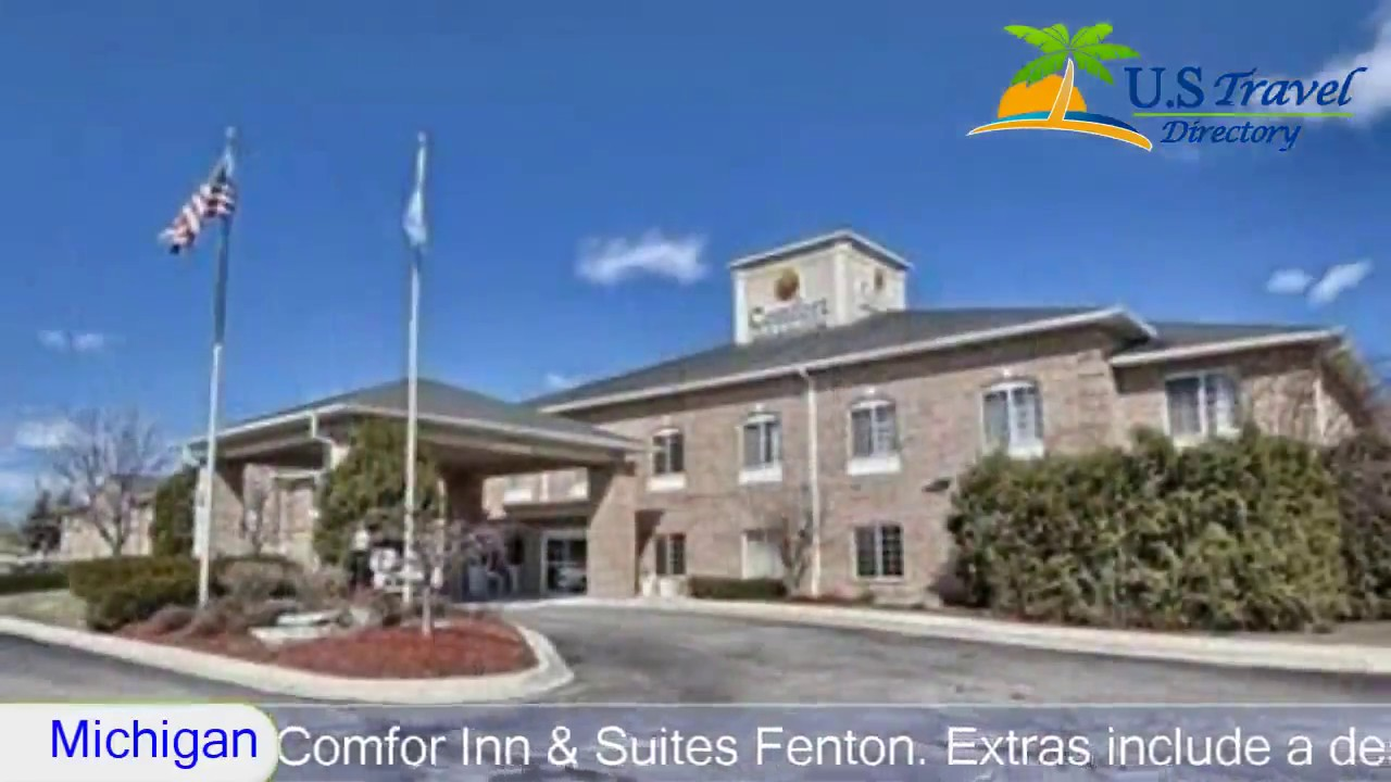 Comfort Inn Suites Fenton 2 Stars Hotel In Michigan
