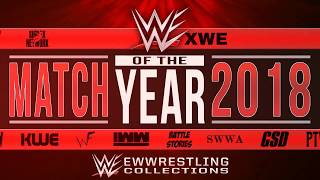WWE Match of The Year 2018 - They All deserve Pride and Honor