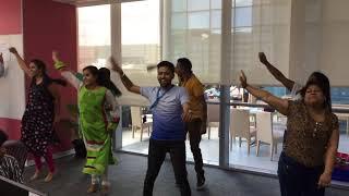 ANZ Technology - Flash Mob
