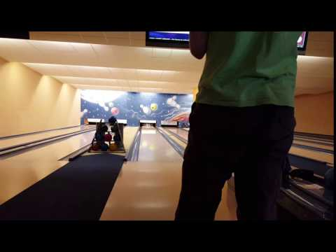 How to bowl a Strike (in less than 12 seconds)