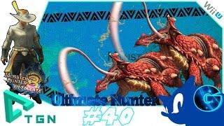 Dos Pelotas Toca Pelotas - EP 40 - Ultimate Hunter - MH3U 1080p