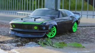 HPI RC RTR-X Mustang Car Porn!