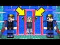 GÄ°ZLÄ° SU ALTI HAPÄ°SHANESÄ°NDEN KAÇIÅž! 😱 - Minecraft