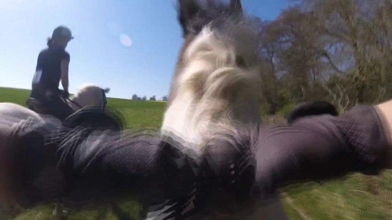 Rotherfield Park Charity Fun Ride; onboard footage