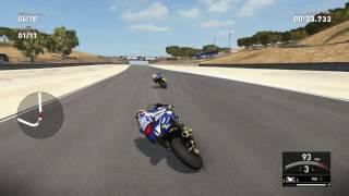 VRTG: MotoGP Italian League Laguna Seca