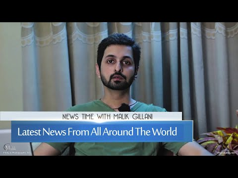 News Time With Malik Gillani - Episode 01 - Hindi / Urdu